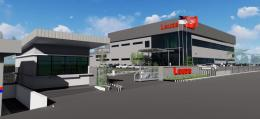 Start of construction in Malaysia: a new Leuze plant is being built